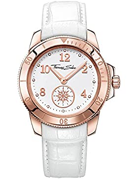 Thomas Sabo Damen Uhr wa0208–269–202(40mm)