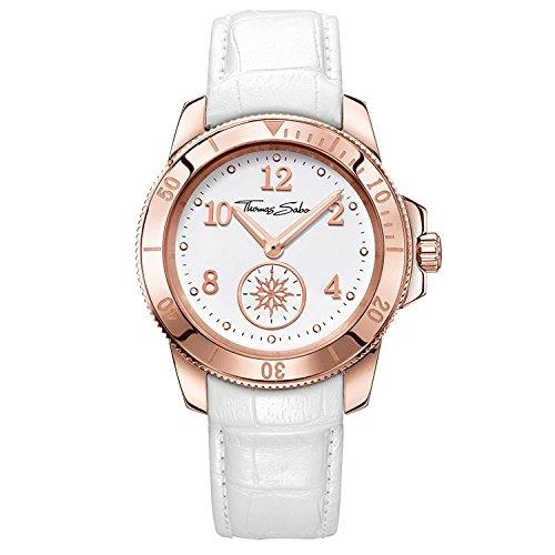 Thomas sabo - Reloj mujer wa0208-269-202 (40 mm)