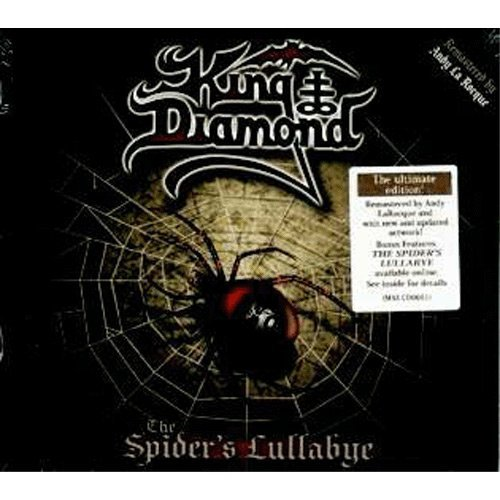 The Spider's Lullabye By King Diamond (2009-11-02)