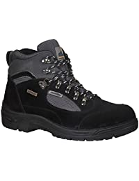 Portwest - Calzado de protección para hombre, color negro, talla 42.5