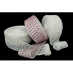 Räuchernetz 150/36 - 10M Fleisch netz | Fleischnetz | Lachsschinken Netze | Rollbraten Netz | Metzgereiausstattung Netz | Elastische Netz | Schinkennetz