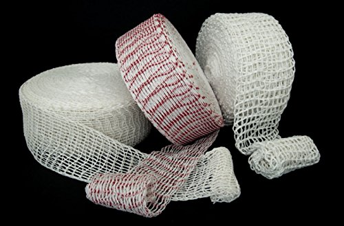 Räuchernetz 150/36 - 10M Fleisch netz | Fleischnetz | Lachsschinken Netze | Rollbraten Netz |...