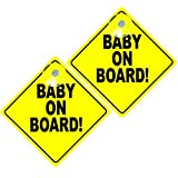 Baby Car Stickers
