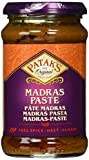 Patak's Currypaste, Madras, 3er Pack (3 x 283 g)
