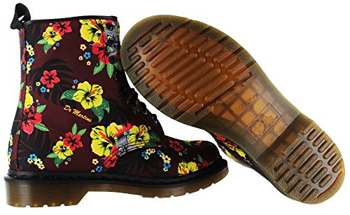 Dr. Martens - 8 Eye Boot - CASTEL - cherry red Rot