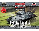 1/72 First to Fight 002 WKII Deutscher Panzer I Ausf. A Bausatz