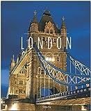 LONDON - Ein Premium***-Bildband in stabilem Schmuckschuber mit 224 Seiten und über 295 Abbildungen - STÜRTZ Verlag