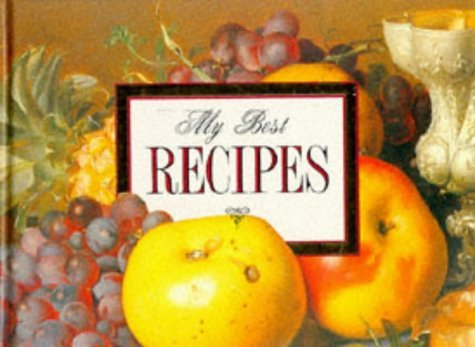 My Best Recipes (Record Book) by Helen Exley (1997-09-06)