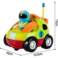 Preisvergleich für zantec Auto Spielzeug die elektrischen Spielzeug LKW Radio von Comic-Auto Polizei von RC Kinder wie Geschenke für Kindern