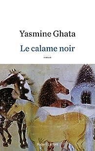 Le calame noir par Yasmine Ghata