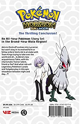 Pokemon Horizon: Sun & Moon, Vol. 2 de Viz LLC