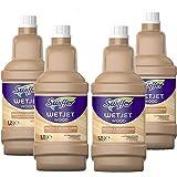 Swiffer Wetjet Wood speciale reinigingsoplossing voor houtbezem spray 1,25 l