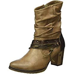 Mustang Women's 1199-506 Ankle Boots - 51iS 2B3lPHAL - Mustang Women's 1199-506 Ankle Boots