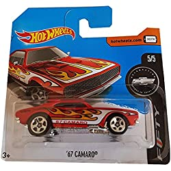 Hot Wheels '67 Camaro Fifty Edition 313/365
