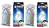 2 x Pingi Feuchtigkeitsabsorber Luftentfeuchter Taschen 250gHomespares