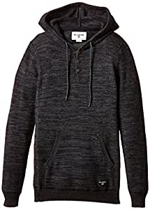 Billabong Tao Pull Homme Noir FR : S (Taille Fabricant : S)