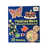 #7: PlayClay Mats - Play with Clay/Play Doh/Play dough. Develop fine motor, math, imagination, creativity. Unique creative prompts.