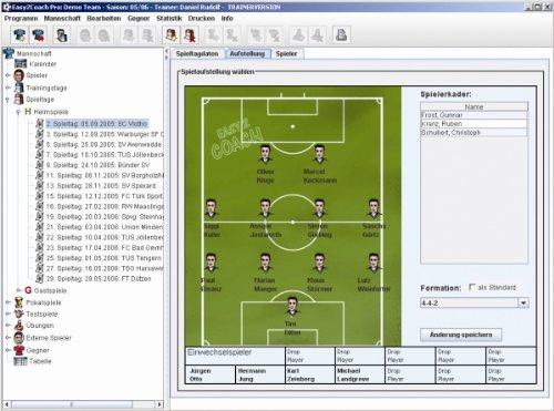 Preisvergleich Produktbild Easy2Coach - Pro | PC-Software (CD-ROM)