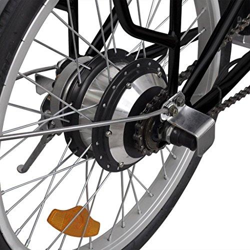 vidaXL Klappbares Elektro-Fahrrad Bild 5*