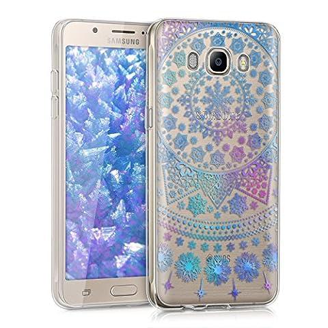 kwmobile Hülle für Samsung Galaxy J5 (2016) DUOS - TPU