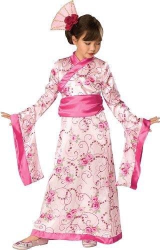 Asian Princess - Childrens Fancy Dress Costume - Medium - 132cm by Rubies