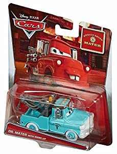 Cars DR with Mask Up Rescue Squad Mater by Disney,, dlj85