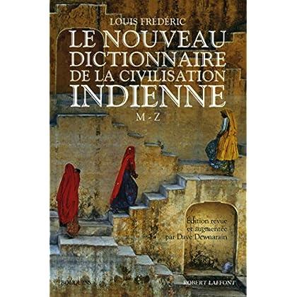 Le Nouveau Dictionnaire de la civilisation indienne - Tome 2 (02)