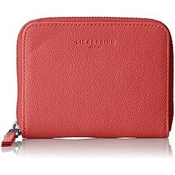 Liebeskind Berlin Damen Connyf8 Core Geldbörse, Pink (Coral Pink), 2x14x10 cm