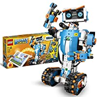 LEGO 17101 Boost Creative Toolbox Robotics Kit, 5 in 1 App Controlled Building Model