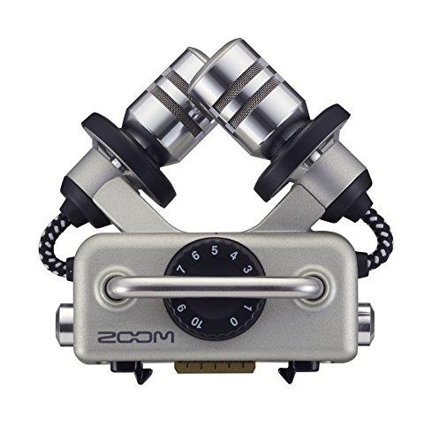 Capsula di microfono stereo unidirezionale a condensatore XY. Gain di ingresso. SPL Max: 140db. Compatibile con Doogee H5/H6.