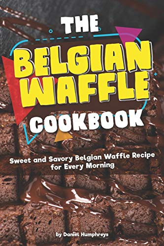 The Belgian Waffle Cookbook: Sweet and Savory Belgian Waffle Recipe for Every Morning Blue Double Egg Cup