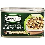 Cassegrain Champignons de Paris à La Crème Fraîche 380 g