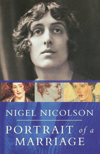 Portrait Of A Marriage: Vita Sackville-West and Harold Nicolson por Nigel Nicolson