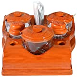 Sukhson India All In One Pickle Jars, Sa...