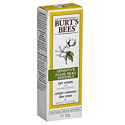 Burts Bees Sensitive Eye Cream 10g