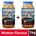 Meat up Mutton Flavour Biscuit, 500g (Buy 1 Get 1 Free)