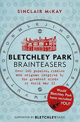 Bletchley Park Brainteasers: The biggest selling quiz book of 2017 por Sinclair McKay