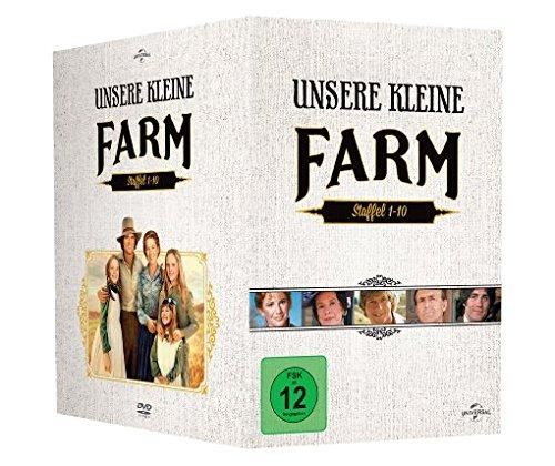 Unsere kleine Farm - Gesamtbox - Staffel 1-10 [58 DVDs]