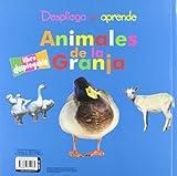 Image de Animales de la granja (Despliega y aprende)
