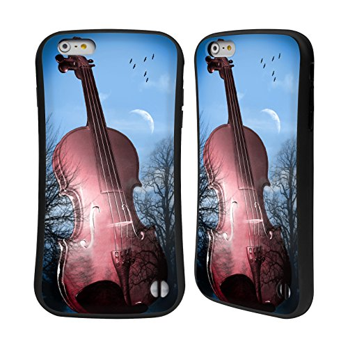 Offizielle Mark Ashkenazi Violin Musik Hybrid Hülle für Apple iPhone 6 Plus / 6s Plus