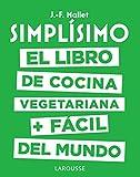 Best libro de cocina vegetariana - Simplísimo. El libro de cocina vegetariana + fácil Review