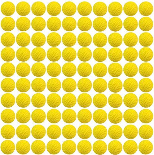 Yosoo® Carga 100-round para Nerf Rival-Amarillo