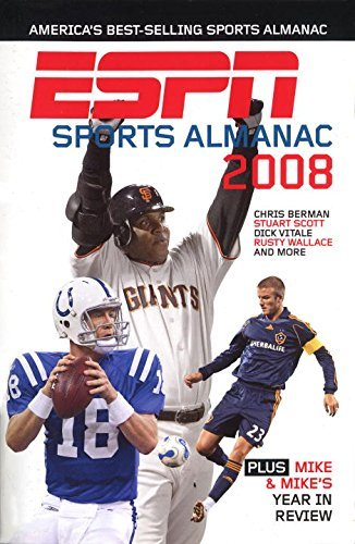 ESPN SPORTS ALMANAC 2008 by Mike Morrison (2007-11-01)