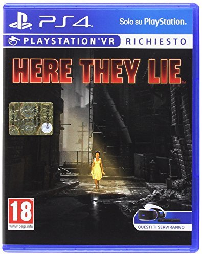 Here They Lie VR [PlayStation VR ready] - PlayStation 4