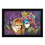 Delight Fluet Radha Krishna Digital Prin...