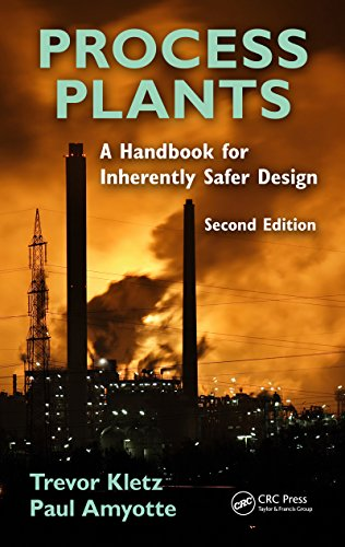 Process Plants: A Handbook for Inherently Safer Design, Second Edition (English Edition)