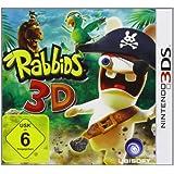 Rabbids 3D [Software Pyramide] - [Nintendo 3DS]