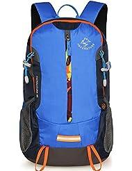facenature Sports d'extérieur d'escalade randonnée voyage sac à dos Alpinisme Sac seau souple imperméable sac à dos de randonnée