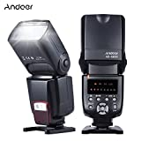 Best Cámaras digitales de baja iluminación Sony - Andoer AD-560ⅡUniversal Flash Speedlite para Cámara Canon Nikon Review