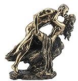 Die Liebenden Love on the Rock Akt bronziert Figur Skulptur Veronese